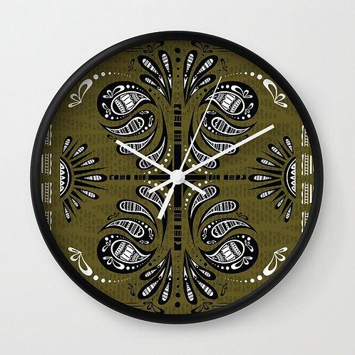 Tribe Clock