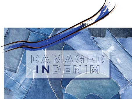 Damaged In Denim