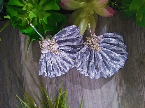 Alana Shell Drop Earrings