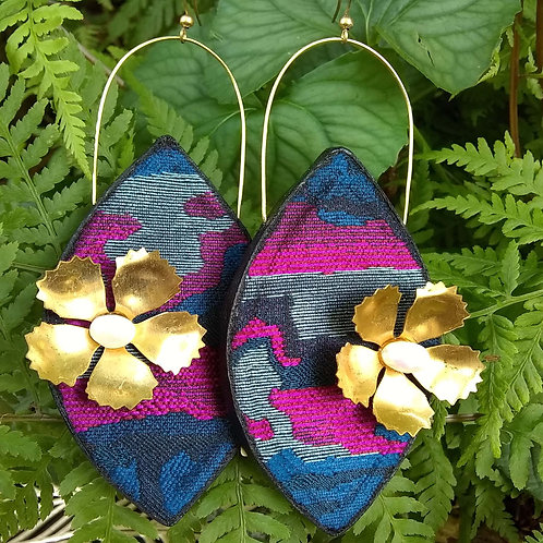 Eden Tropical Earrings
