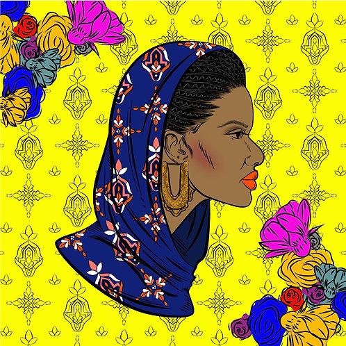 Loose Hijab 000