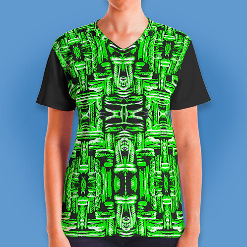 Green Tribe Top