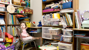 clutter, collections, home, behavior