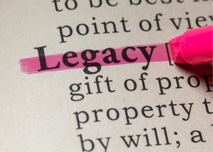 Make your legacy meaningful