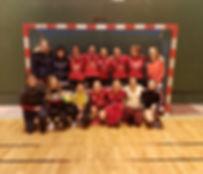 Match domicile 1 02 19 Seniors filles.jp
