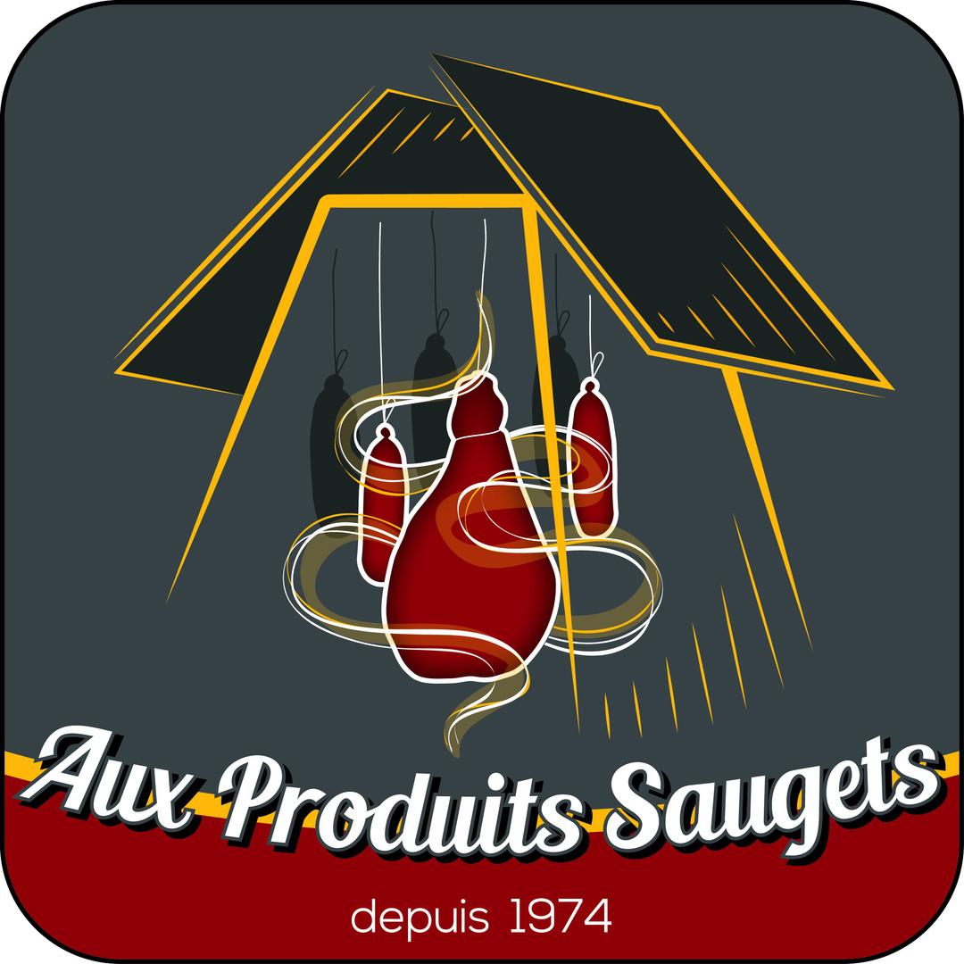 Aux produits Saugets