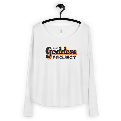 Ladies' Long Sleeve Goddess Project Tee