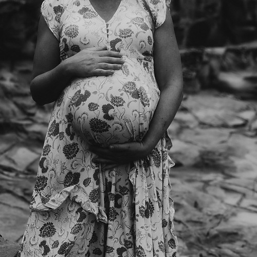 Ally's Maternity Session