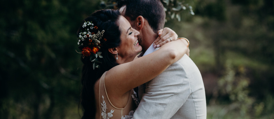 Erin & Sean, A Tweed Valley Wedding