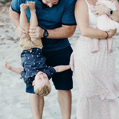 Chris & Rhi's Family