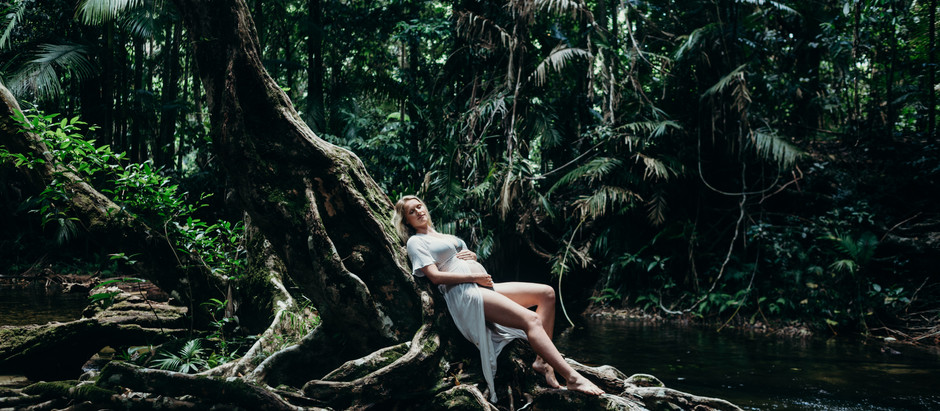 Shaquille's Port Douglas Maternity Session
