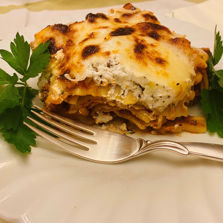 Meghan's Corner: One Pot Lasagna
