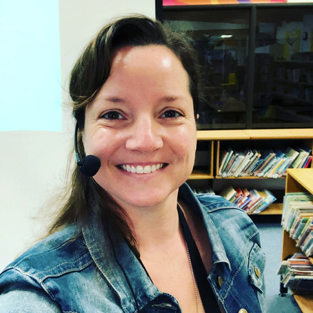 Award-Winning Author, Suzi Vadori Delivers Books to Support Kids Help Phone (KHP)