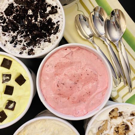 Meghan's Corner: Two Ingredient Homemade Ice Cream