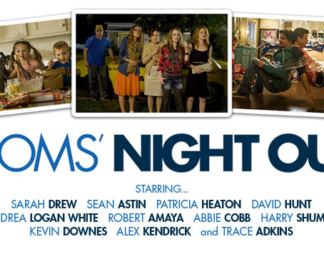 Movie Review: 'Moms' Night Out' (2014)