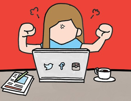 Can Writers Survive a Day Without Internet Access?