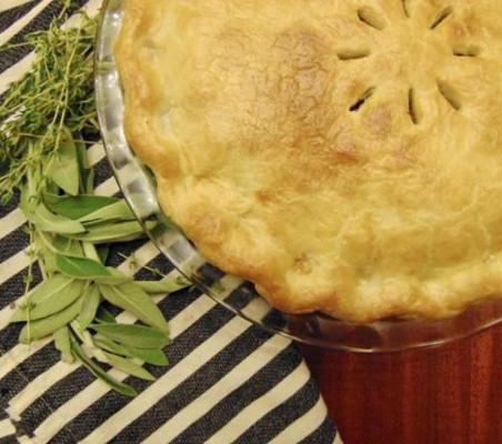 Meghan's Corner: Turkey Pot Pie
