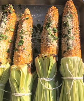 Meghan's Corner: Mexican Street Corn