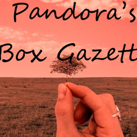 Connect with Pandora's Box Gazette on Twitter with Hashtag #PBGConnect