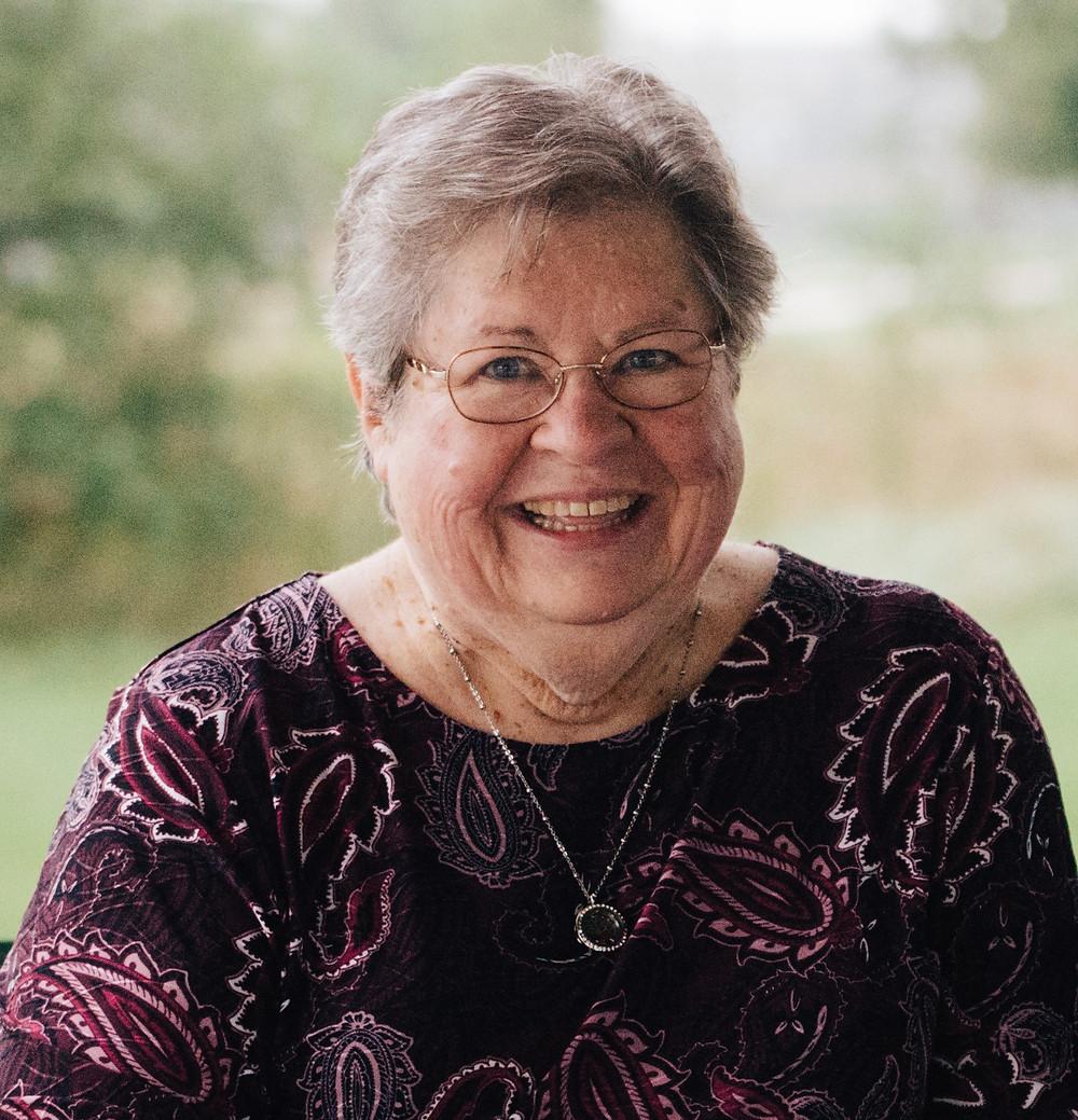 Diane Burton at Mustard Seed Sentinel