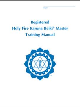 Holy Fire® Karuna Reiki®