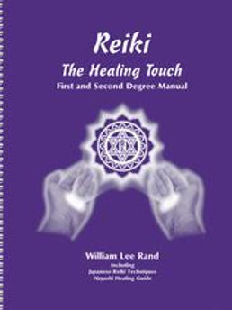 USUI & Holy Fire Reiki Level 1 & 2