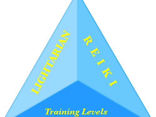 Certified Lightarian Reiki Master