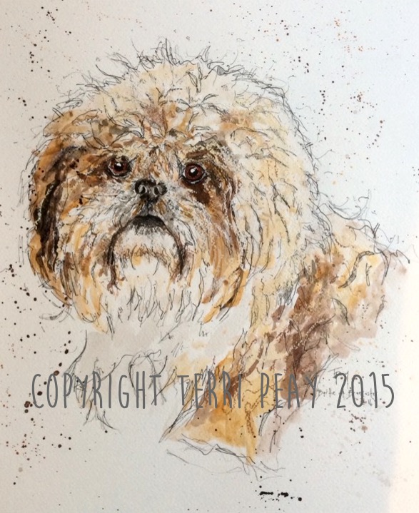 'Bertie' by Terri Peay