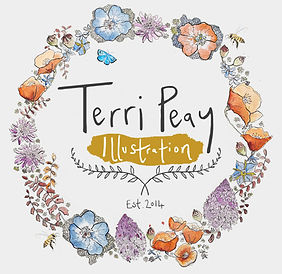 Flower logo terri peay illustration.jpg