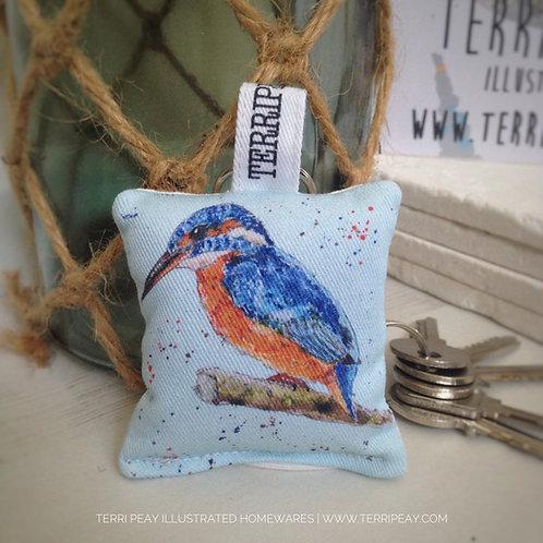 'Kingfisher' Keyring