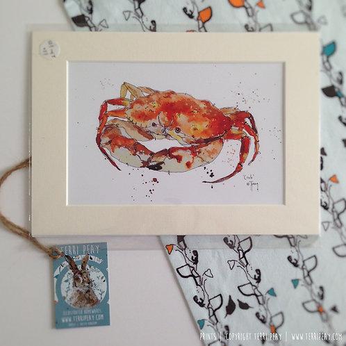 'Crab' Print