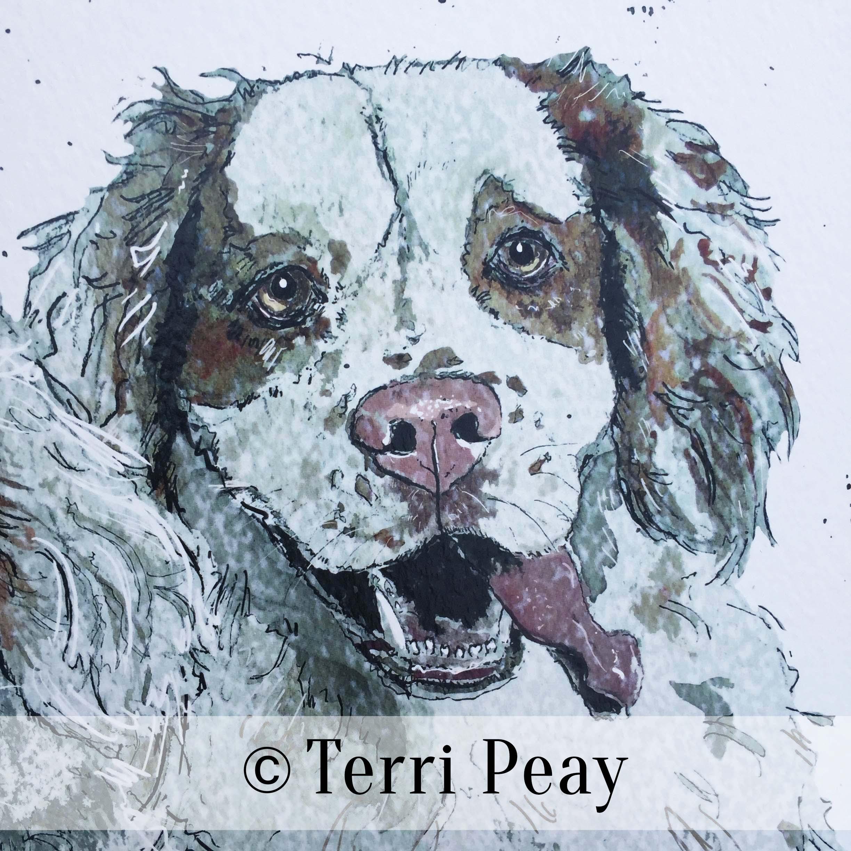 'Arthur' By Terri Peay