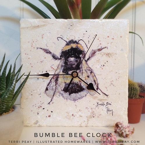 'Bumble Bee' Clock