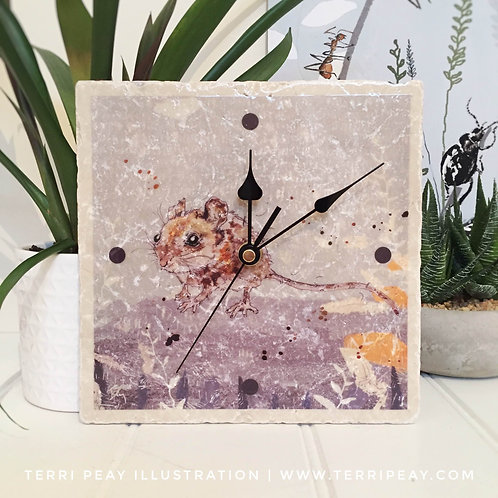'Mouse' Clock