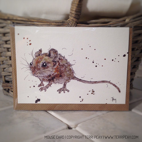 'Mouse' Card