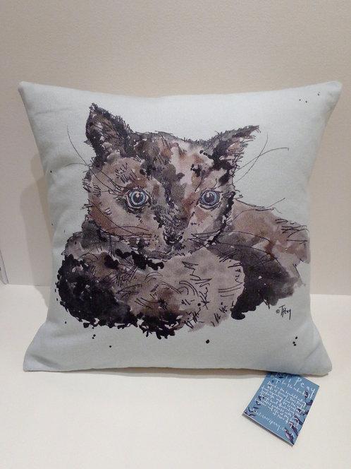 'Cat' Cushion