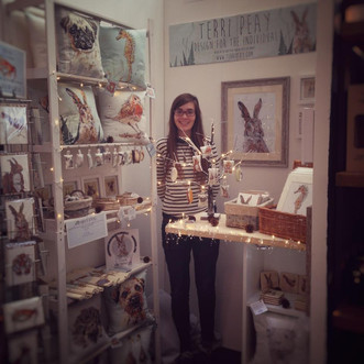 THANK YOU! To all that came to see & support us at the Country Living Magazine Christmas Fair!