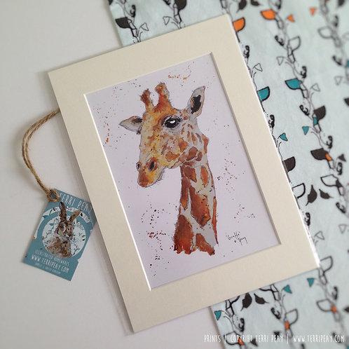 'Giraffe' Print