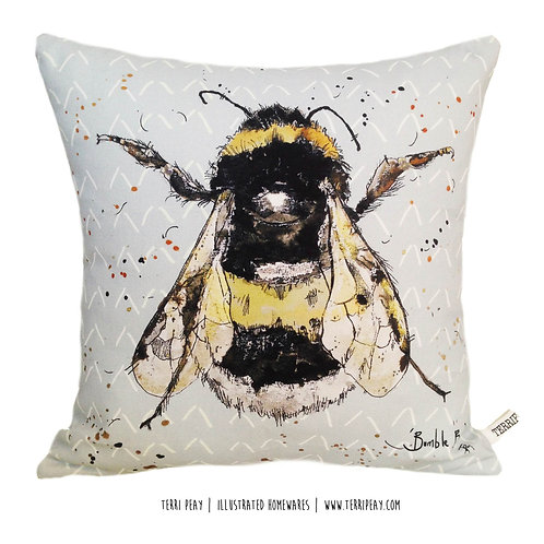 'Bumble Bee' Cushion
