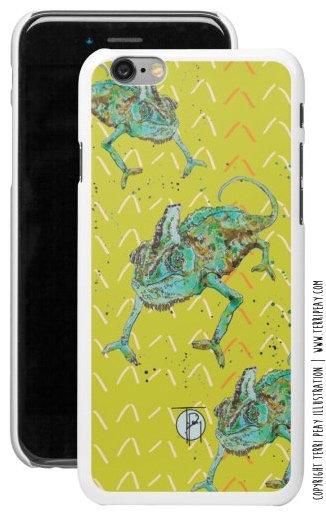 'Chameleon' Case (Yellow)