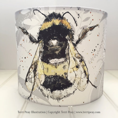 'Bumble Bee' Lampshade