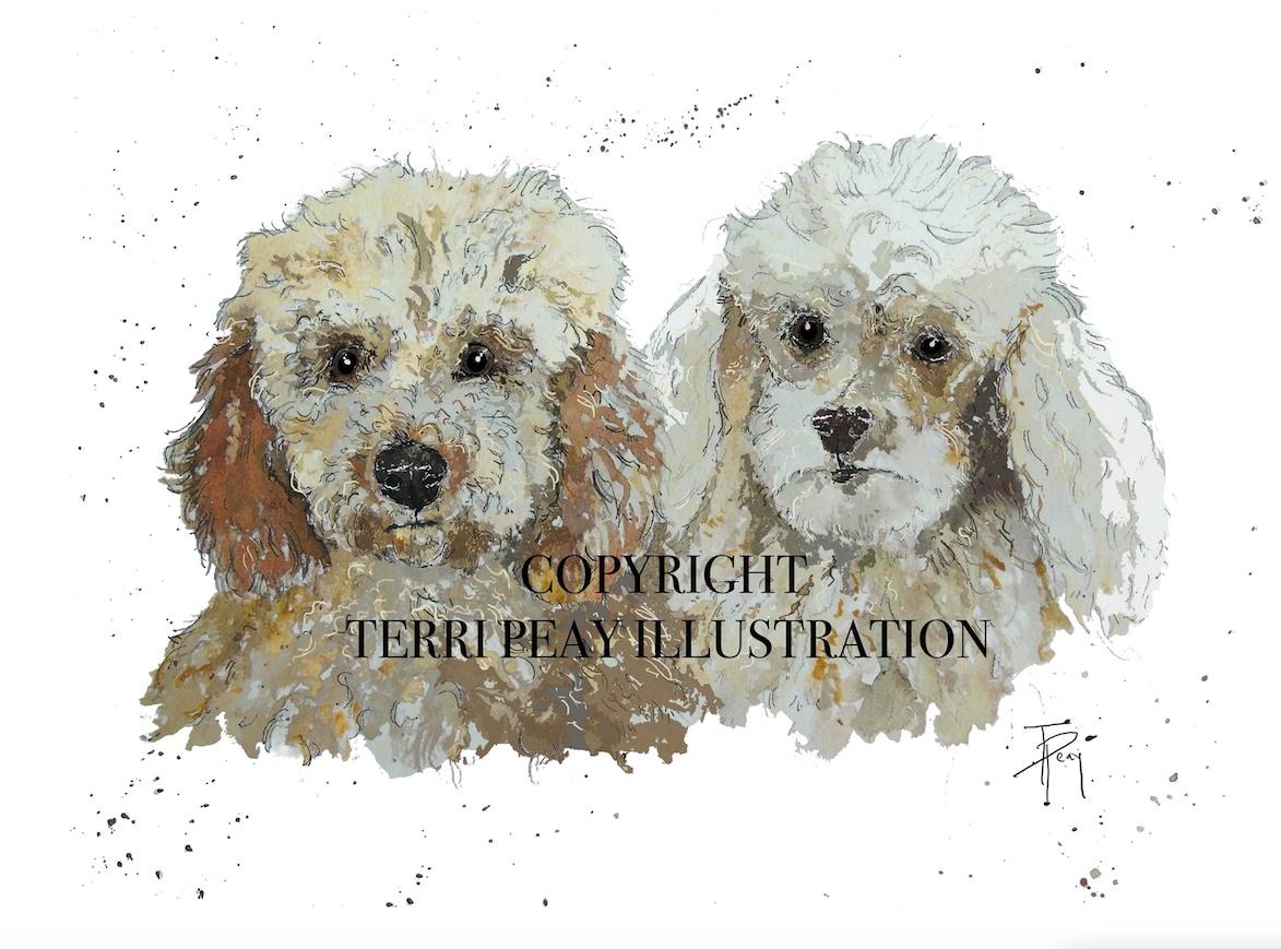 'Herbie & Bertie' By Terri Peay