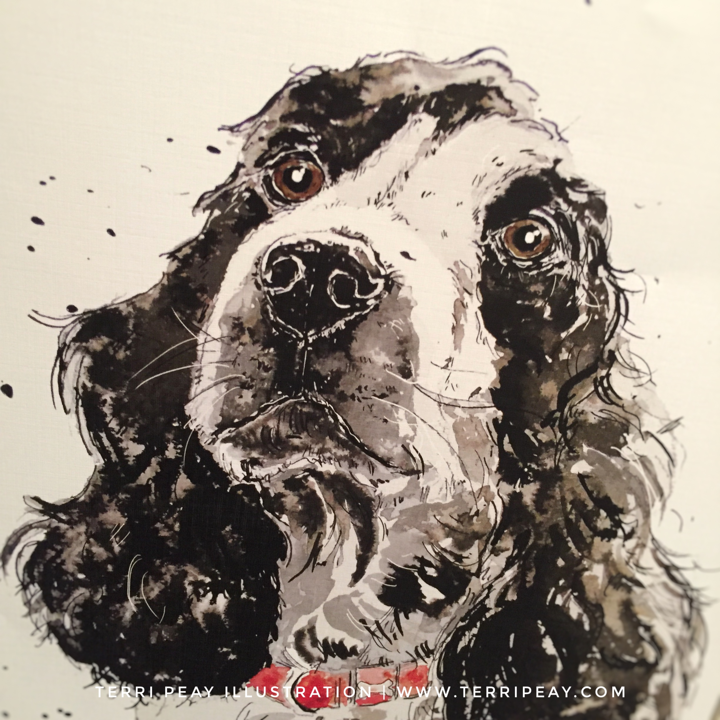 'Gracie' By Terri Peay