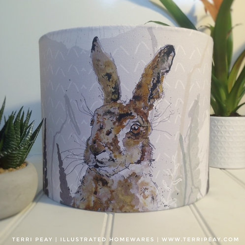 'Hare' Lampshade