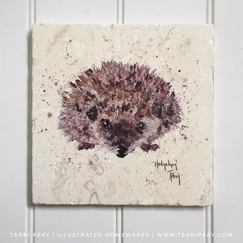 Handcrafted 'Hedgehog' Placemat