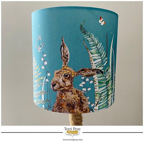 'Woodland Hare' Lampshade