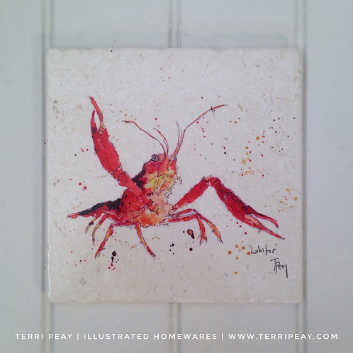 Handcrafted 'Lobster' Placemat