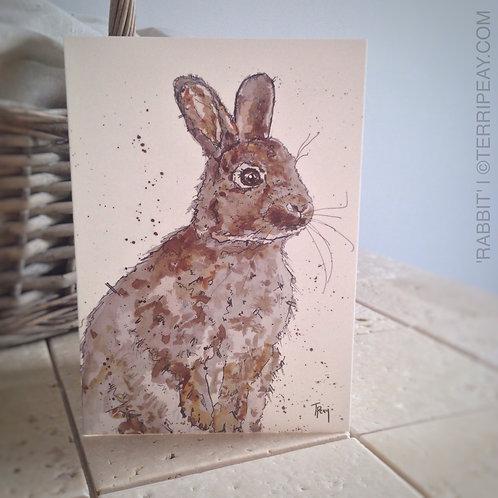 'Rabbit' Card