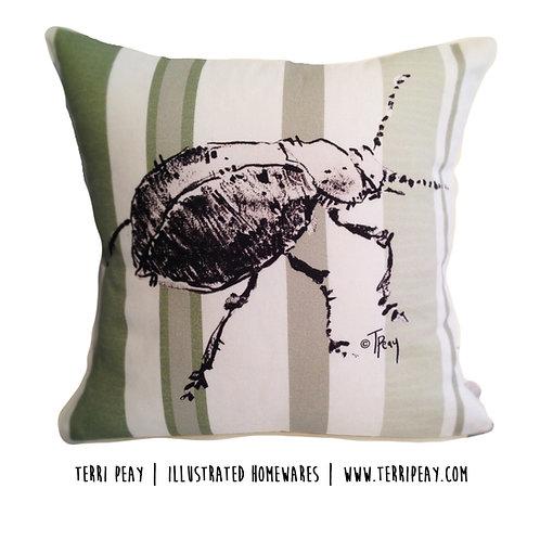 'Beetle' Cushion
