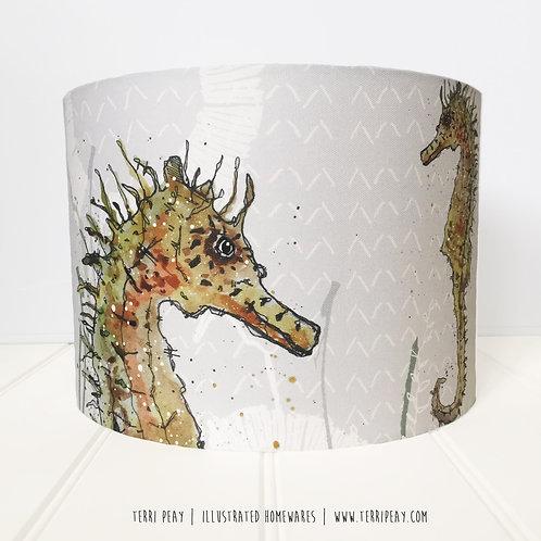 'Seahorse' Lampshade